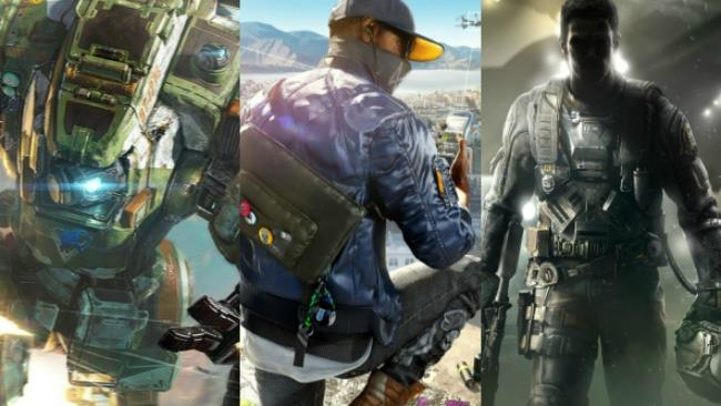 Tre fra i giochi più attesi del Gamescom 2016