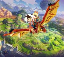 In Monster Hunter Stories potremo anche cavalcare i mostri Capcom