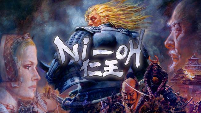 L'eroe di Nioh in un artwork ufficiale del gioco