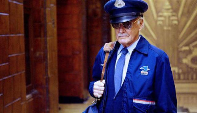 Stan Lee ne I Fantastici 4