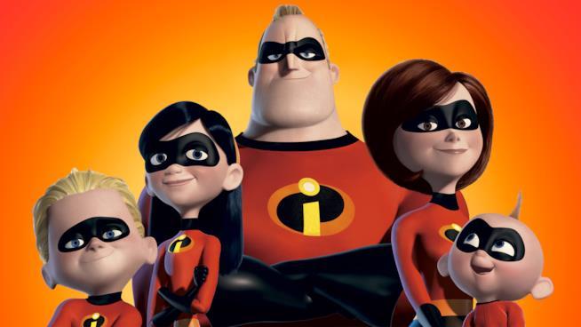 Gli incredibili: la famiglia al completo