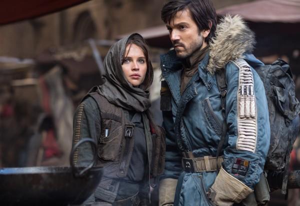 Rogue One, fioccano le prime reazioni a caldo