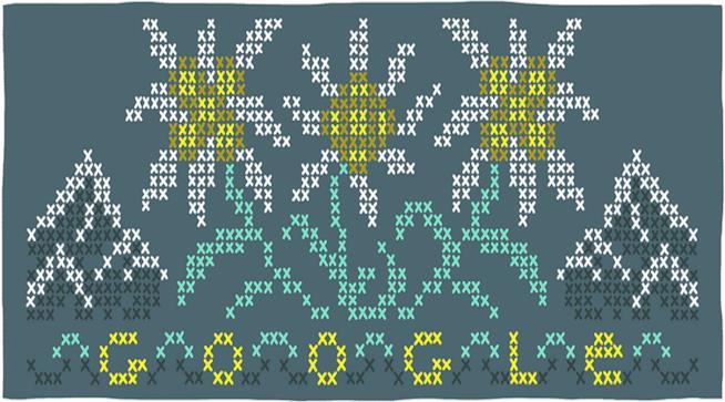 il Doodle Google di oggi 5 marzo 2018