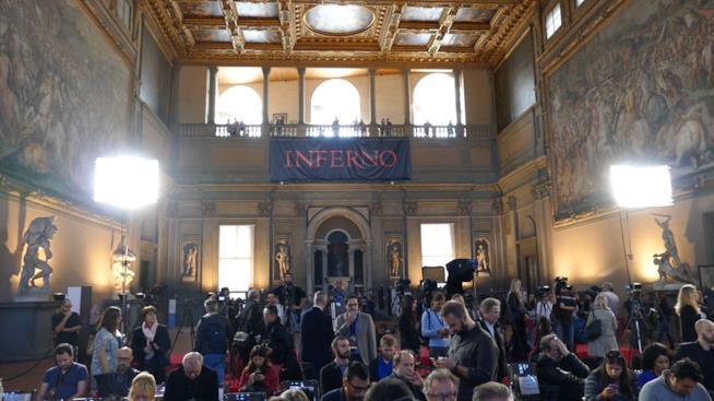 Salone dei Cinquecento - Palazzo Vecchio