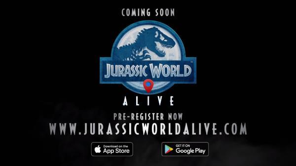 I dinosauri di Steven Spielberg abbracciano la AR con Jurassic World Alive