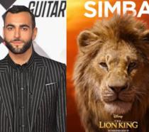 Marco Mengoni è Simba