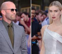 Jason Statham e Vanessa Kirby