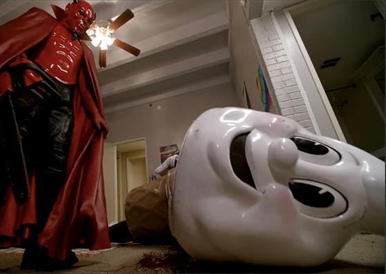 Coney viene ucciso da Red Devil