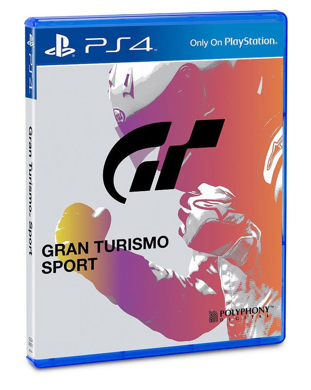 Gran Turismo Sport in uscita su PlayStation 4