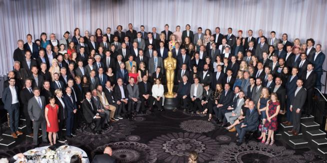 Tutti i candidati al premio Oscar 2016 al Luncheon