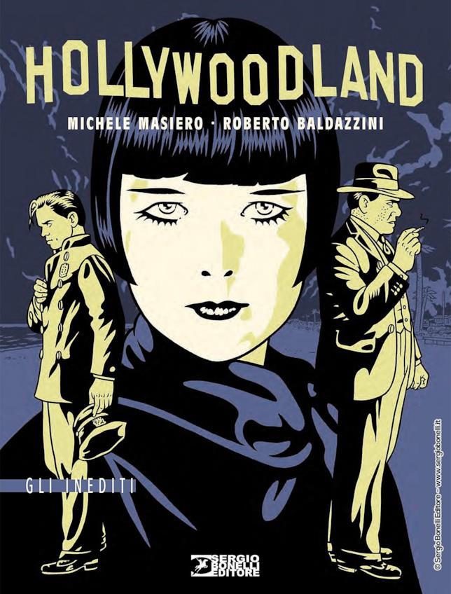La copertina di Hollywoodland