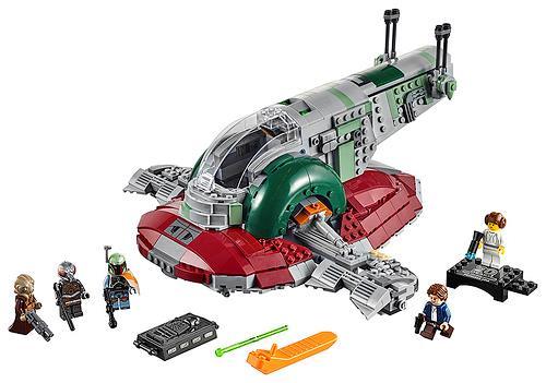 Immagine dello Slave I LEGO
