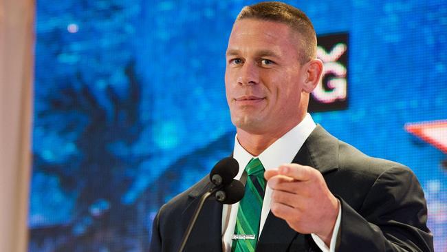 John Cena a un evento ufficiale