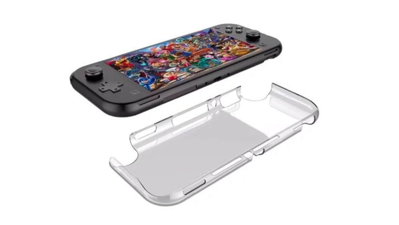 Una possibile immagine dell'aspetto di Nintendo Switch Mini, la console ridotta di Nintendo