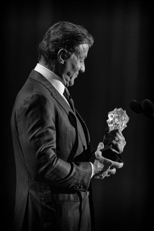 Sylvester Stallone ai Critics' Choice Awards 2016