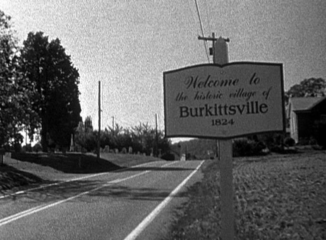 The Blair Witch Project, Burkittsville
