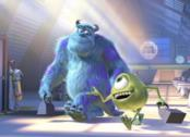 Sulley e Mike da Monsters & Co a Monsters at Work