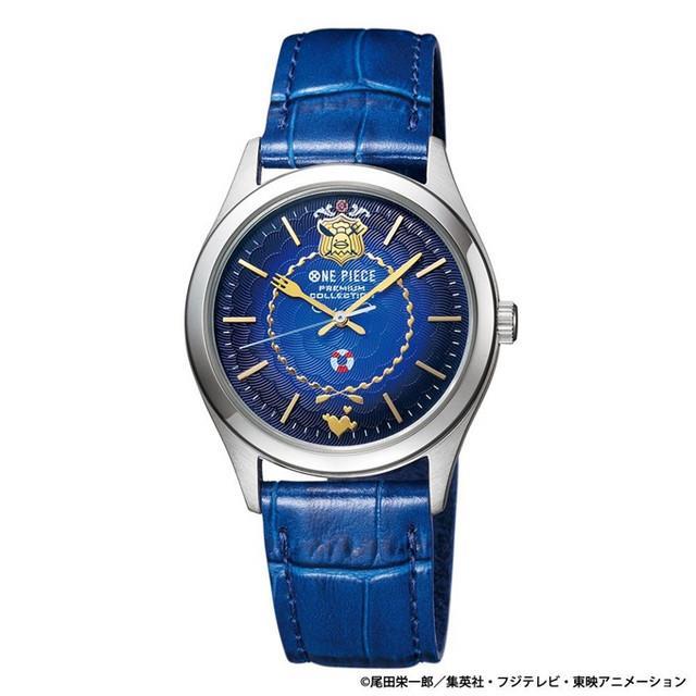Cinturino pelle orologio di Sanji