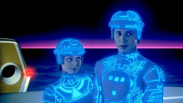 I protagonisti di Tron