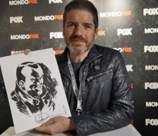Charlie Adlard a Lucca Comics 2016