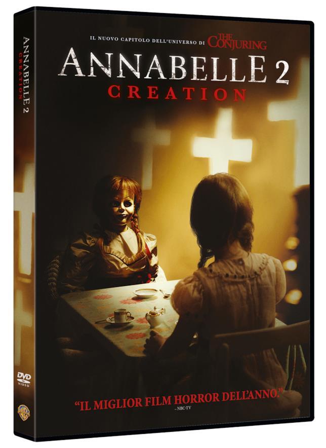 Annabelle 2: Creation in DVD