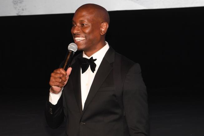 L'attore Tyrese Gibson