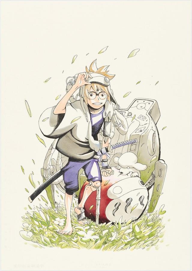 Kishimoto Samurai 8