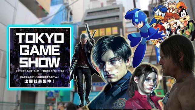 Il Tokyo Game Show 2018 parte il 20 settembre