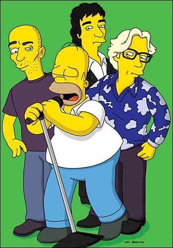 I REM al completo con Homer