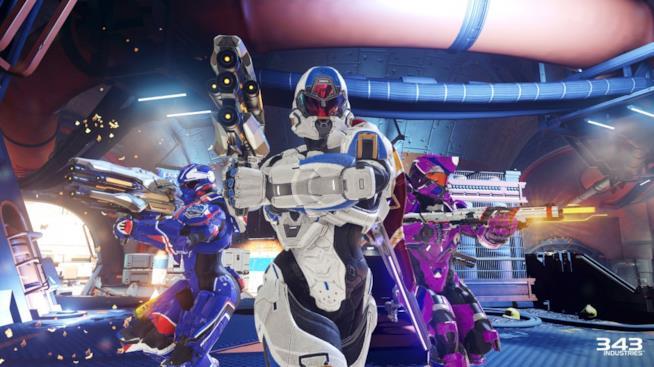 Halo 5 Guardians accoglie la modalità Warzone Firefight