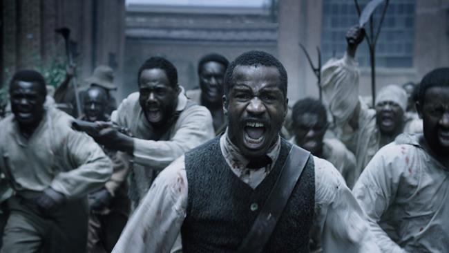 The Birth of a Nation, una scena del film