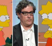 Al Jean, Bart e Lisa Simpson