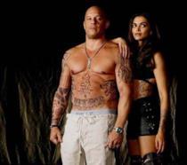 xXx - Il ritorno di Xander Cage, Vin Diesel e Deepika Padukone