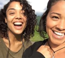 Gina Rodriguez e Tessa Thompson