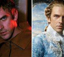 David Haller e il Principe Adam interpretati da Dan Stevens