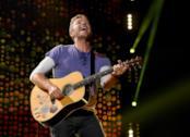 Crhis Martin, cantante dei Coldplay