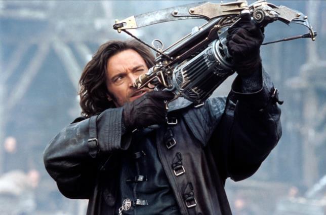 Hugh Jackman è Van Helsing