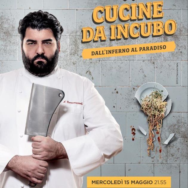 Cucine da incubo stagione 1 - Ristorante borgo antico cucine da incubo ...
