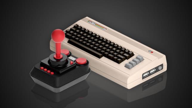 Il C64 ha ora una libreria di giochi espandibile