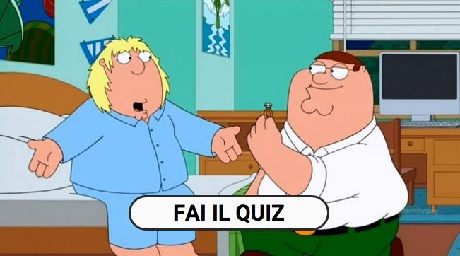 Peter Griffin e Chris Griffin