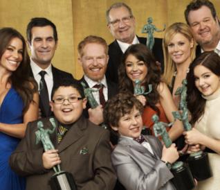 Le famiglie di Modern Family