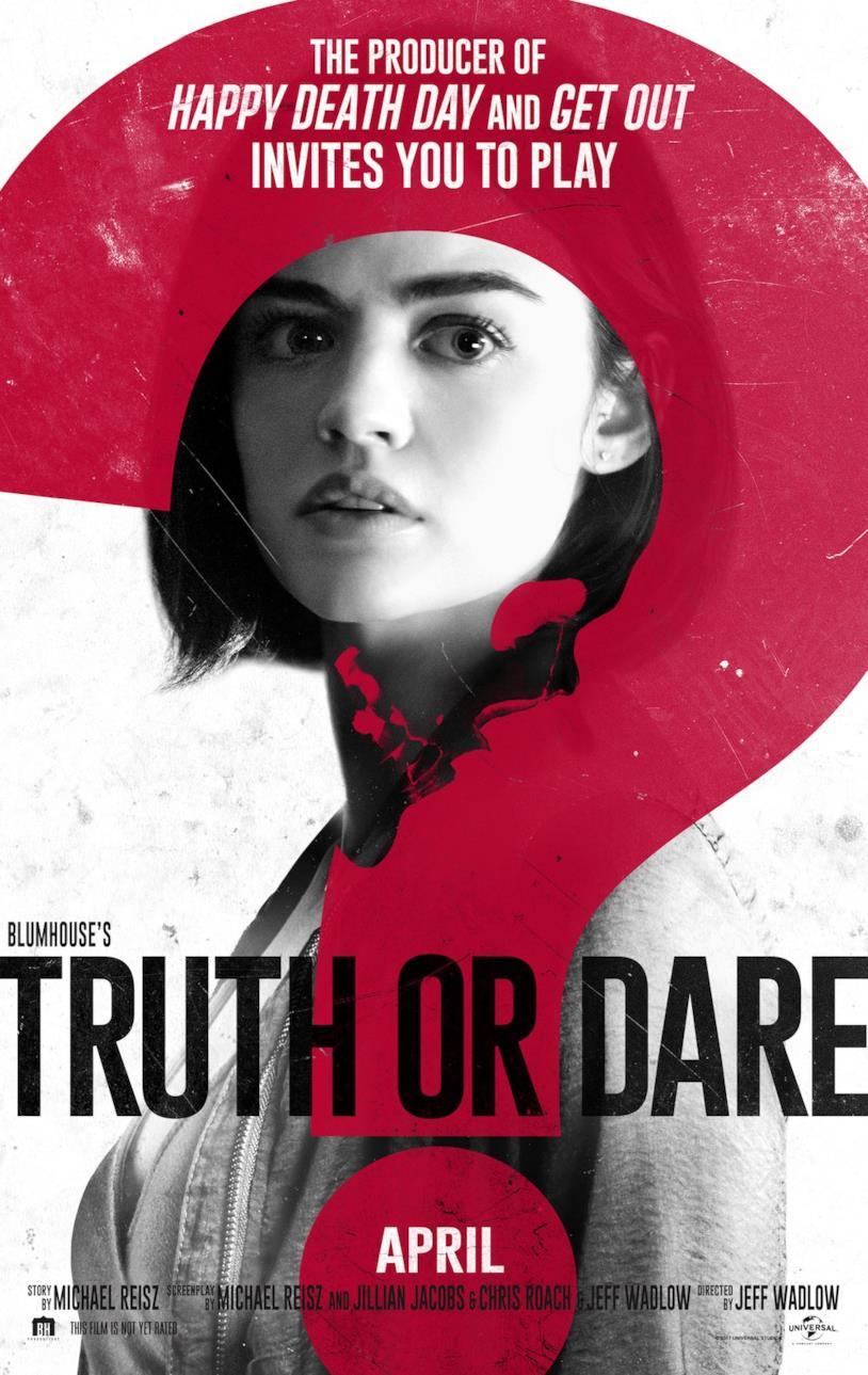 poster di Truth or Dare
