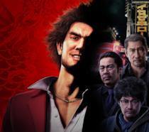 Yakuza 7 copertina