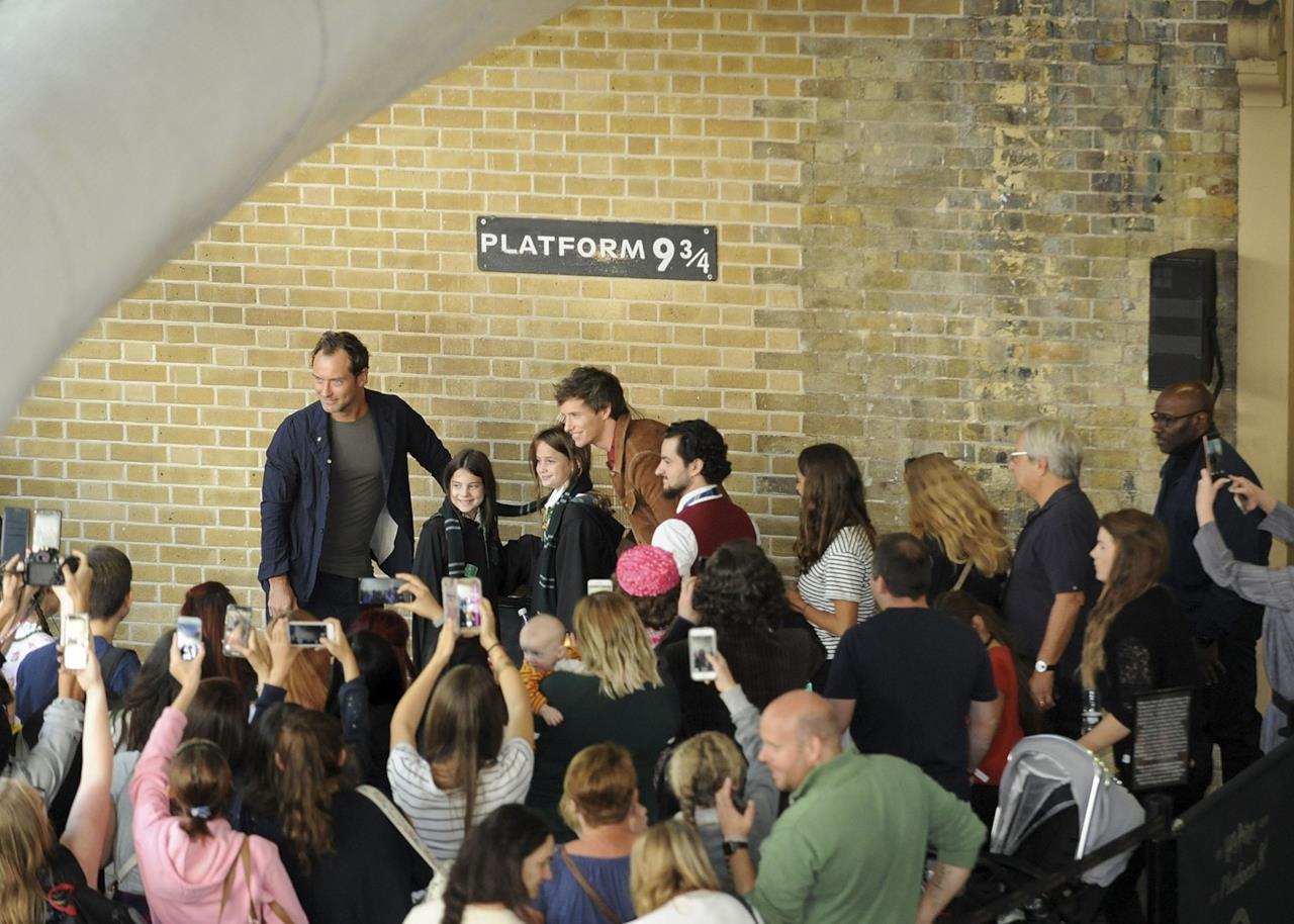 A Londra per l'Hogwarts Day