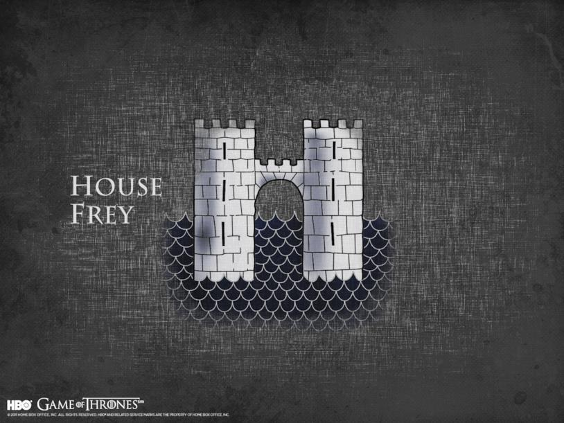 Lo stendardo di Casa Frey