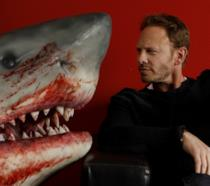 Ian Ziering, protagonista del pokerissimo di Sharknado