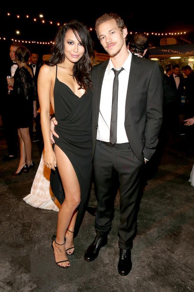 Naya Rivera e il marito, Ryan Dorsey