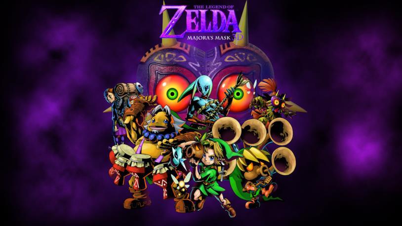 The Legend of Zelda: Majora's Mask è il secondo episodio della saga di Zelda sul Nintendo 64