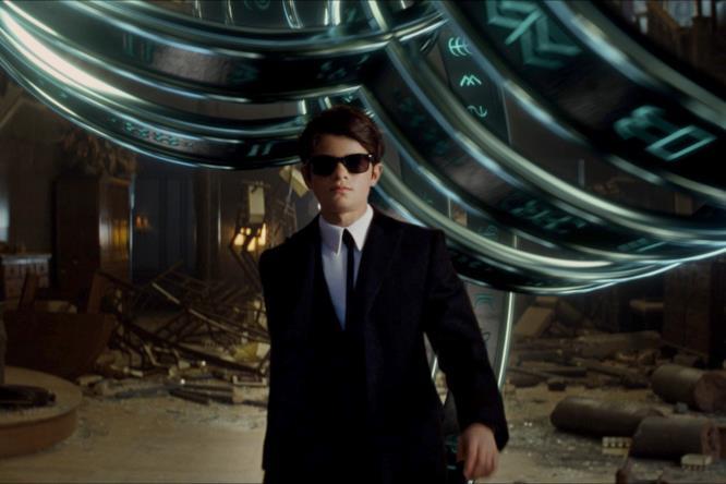 Artmis Fowl in giacca e cravatta: primo sguardo al film