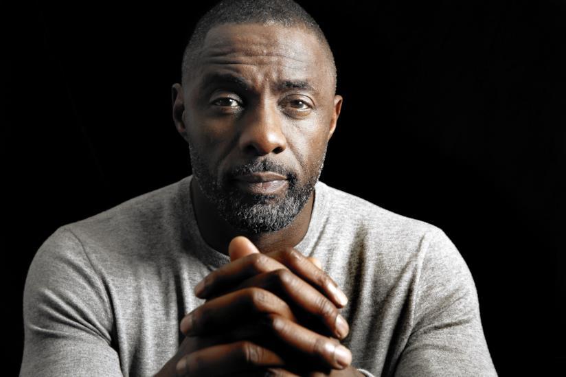 Idris Elba, il vincitore del Golden Globe per Luther